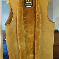 Vintage Barbour A295 Acrylic Pile Lining (Vest) C42/107cm Photo