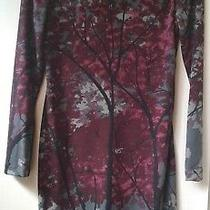 Vintage Bcbg Max Azria Collection Mini Dress.  Made in Usa. Photo