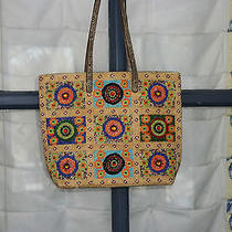 Vintage Beaded Fendi Purse Tote Great Condition Rare & Unique Photo