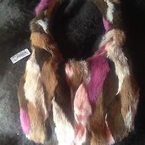 Vintage Bebe Rabbit Fur Purse Photo