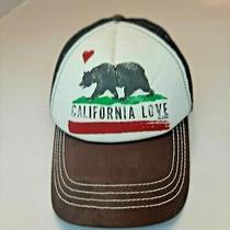 Vintage Billabong California Love Trucker Hat Baseball Cap Adjustable Photo