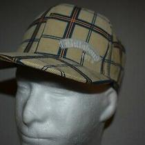 Vintage Billabong Corduroy One Size Flex Fit Hat/cap Photo