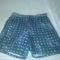 Vintage Billabong Print Shorts Photo