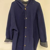 Vintage Blue and Gold Ralph Lauren Coat Photo