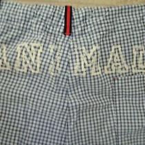 Vintage Blue Lounge Pants Abercrombie & Fitch  Size Medium  Rare  Animal Ass Photo
