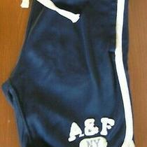 Vintage Blue Lounge Short Abercrombie & Fitch Like  Ruehl No. 925 Size  Large   Photo