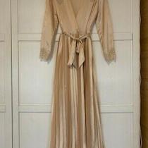 Vintage Blush Christian Dior Lingerie Robe Photo