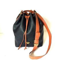 Vintage Bottega Veneta Pressed Leather Bucket Tote Crossbody Shoulder Bag Photo