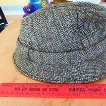 Vintage Braemar 100% Wool Hat Christys London Harrods Fedora England Size 7 / 57 Photo