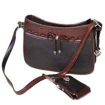 Vintage Brighton Handbag With Cell Phone Case Photo