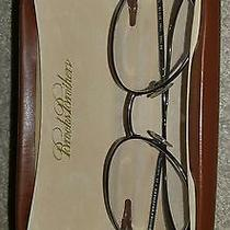Vintage Brooks Brothers Glasses and Leather Case Photo