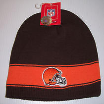 Vintage Browns Beanie by Reebok Brown Nwt Photo