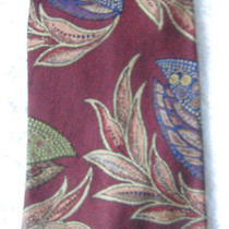 Vintage Burberrys Silk Tie Photo