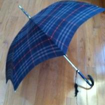 Vintage Burberrys Umbrella Burberry Photo