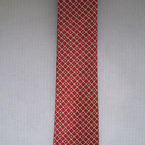 Vintage Bvlgari Red Necktie Photo