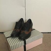 Vintage by Jeffrey Campbell Man Tailord Oxford Size 7m Photo
