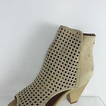 Vintage by Jeffrey Campbell Womens Beige Heels 8.5 Photo