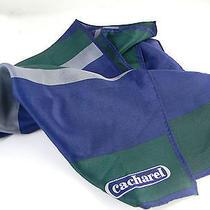 Vintage Cacharel for Glentex Art Nouveau Silk Scarf  20