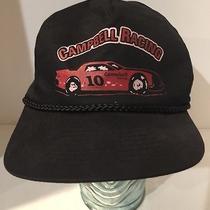 Vintage Campbell Racing Painting 10 - Hat Cap - Braided Cord Snapback Cobra Photo