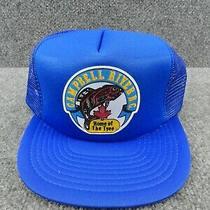 Vintage Campbell River Bc Canada Trucker Mesh Snapback Baseball Hat Cap Wilson Photo