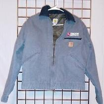 Vintage Carhartt Detroit Blanket Lined Jacket J97 Gvl Small Tractor Supply Co Photo