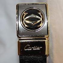 Vintage Cartier Belt Buckle Photo