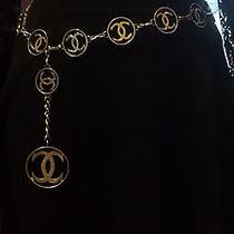 Vintage Cartier Chanel Belt Photo