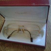 Vintage Cartier Eye Glass Frames    Photo