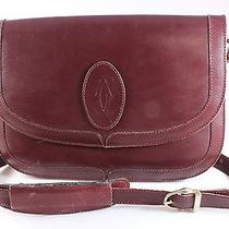 Vintage Cartier Leather Purse Photo