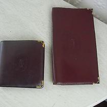 Vintage Cartier Wallet Set Photo