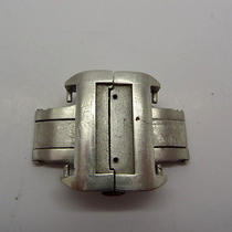 Vintage Cartier Watch Clasp Ss Swiss Made Cartier Watch Part Photo