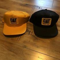 Vintage  Cat Diesel Power Snapback Hat Stateside and Kc Photo