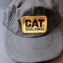 Vintage Cat Diesel Power Work Hat Medium Deadstock Photo