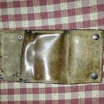 Vintage Chain Wallet Brown Photo