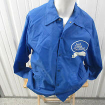 Vintage Champion High in Israel Large Royal Blue Coach Jacket 90s Preowned Photo