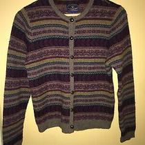 Vintage Chelsea Campbell for Charter Club  Sweater S Made in the United Kingdom Photo