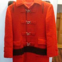 Vintage Child's Hudson's Bay Coat Sz 10  Excellent Photo