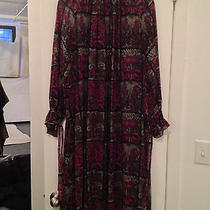 Vintage Chloe Smock Dress Size 46 Photo