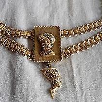Vintage Christian Dior Belt Photo