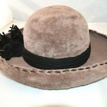 Vintage Christian Dior Hat 1960's Brown Fur Photo