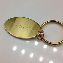 Vintage Christian Dior Keychain  Photo