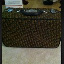 Vintage Christian Dior Suitcase. Photo