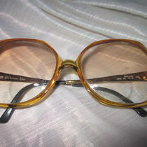 Vintage Christian Dior Sunglasses Photo