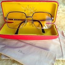 Vintage Christian Dior Tinted Glasses Photo