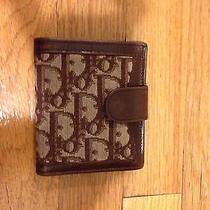 Vintage Christian Dior Wallet Photo
