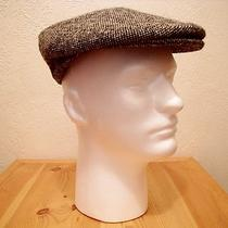 Vintage Christys' London Newsboy Cap -- Size 6 7/8 Photo
