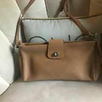 Vintage Coach 9818 Black Soho Leather Detachable Strap Clutch Shoulder Bag Photo