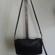 Vintage Coach Bonnie Cashin Convertible Cross Body Bag New York Wristle 352-2761 Photo