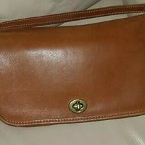 Vintage Coach Bonnie Cashin Pre-Creed Convertible Clutch Handbag  Photo