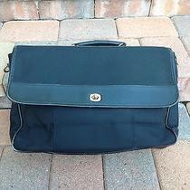Vintage Coach Computer Cross Body Messenger Professional School Travel Bag Photo